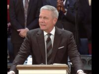 """""""God is for you"""" pastor Loran Livingston, Central Church, October 28, 2018"""