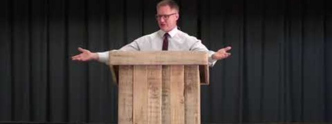 HOW to preach to Unsaved Christians