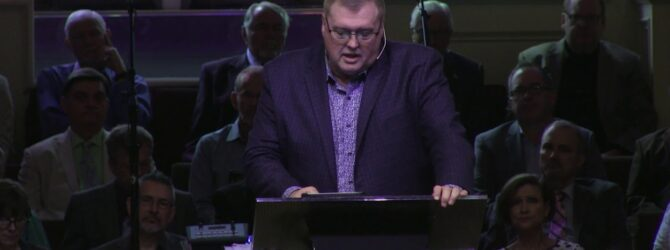 Pastor Kelvin Page: Our Lord's Talking Points
