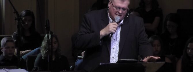Pastor Kelvin Page: The Lord's Talking Points (Part 2)