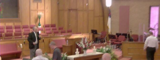 """Revelation"" Wednesday Evening Service 7/7/19 Pastor D.R. Shortridge"