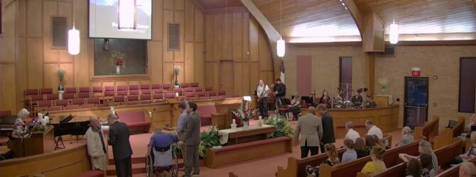 """Behold Jesus"" Sunday Evening Service 8/4/19 Pastor D.R. Shortridge"