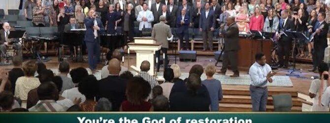 Central Church Choir & Orchestra Paise & Worship Service, July 28, 2019