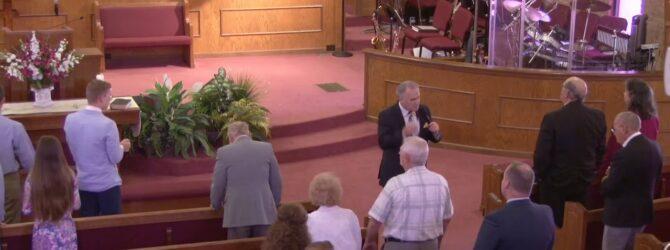 """How Do You Receive Jesus?""  Pastor D.R. Shortridge Sunday Morning Service 8/4/19"