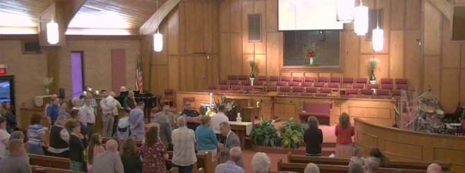 """""""Lamps Without Oil"""" Gerald Mcpeters Wednesday Evening Service 7/31/19"""