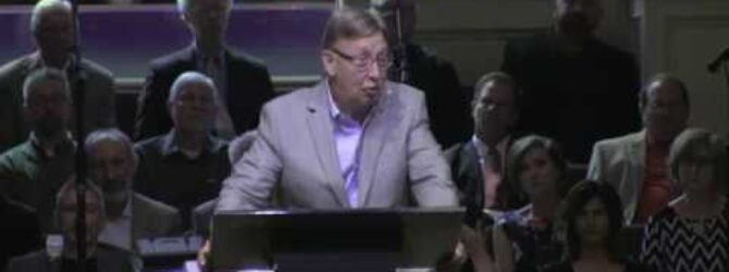 Pastor Gerald McGinnis: This Is My Story
