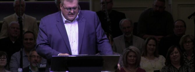 Pastor Kelvin Page: The Lord's Talking Points (Part 3)