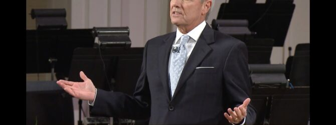 """""""The Importance of prayer"""" pastor Loran Livingston, Central Church    August 4, 2019 8 30"""