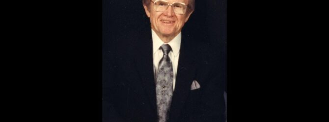 1987 Church of God Black Ministries Conference, Raymond E. Crowley