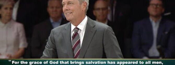 """Am I Saved?"" pastor Loran Livingston, September 22, 2019"