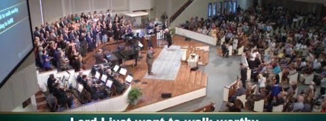 Central Church Choir & Orchestra Worship Service, September 8, 2019