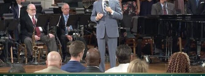 """""""Don't Squabble with """"Squeaks"""" pastor Loran Livingston, Central Church    September 8, 2019 8 30"""