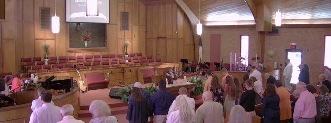"""Laboring for God""  Pastor D.R. Shortridge Sunday Morning Service 9/15/19"