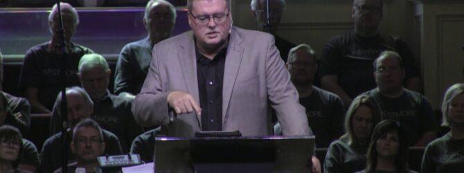 Pastor Kelvin Page: Take A Break