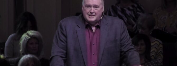 Pastor Kelvin Page: The Big Let Down