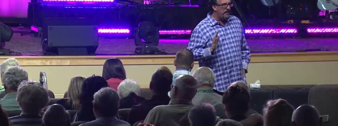 Perry Stone | When God Interrupts Your Plan | Omega Center International