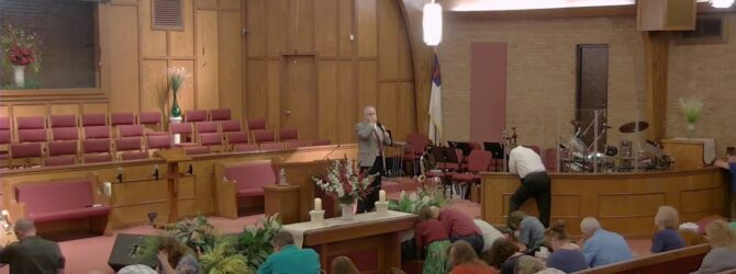 """Revelation Study"" Wednesday Evening Service 9/18/19 Pastor D.R. Shortridge"