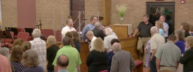 """Revelation Study"" Wednesday Night Service 9/4/19 Pastor D.R. Shortridge"
