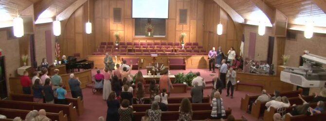 """The Temple of God"" Sunday Evening Service 9/15/19 Pastor D.R. Shortridge"