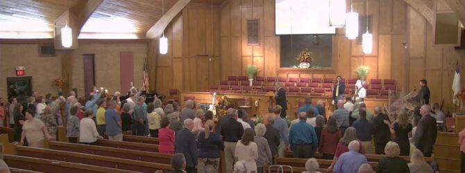 """Thy Kingdom come"" Pastor D.R. Shortridge Sunday Evening Service 9/29/19"