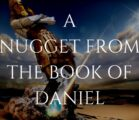 A nugget from the Book of Daniel