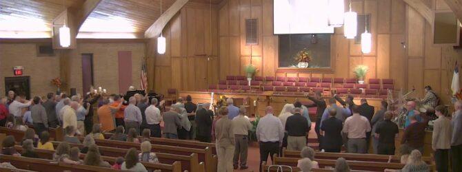 Communion Sunday Evening Service 10/06/19 Pastor D.R. Shortridge