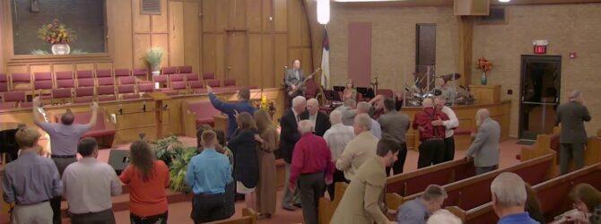 """Do You Recognize God's Power?"" Pastor D.R. Shortridge Sunday Evening Service 10/13/19"