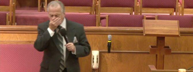 """Jesus Calls For YOU"" Pastor D. R. Shortridge Sunday Evening Service 10/27/19"