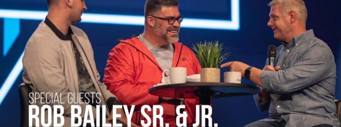MAN NIGHT 2019 | Rob Bailey SR. & JR.