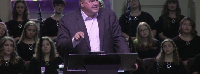 Pastor Kelvin Page: Blind Spots