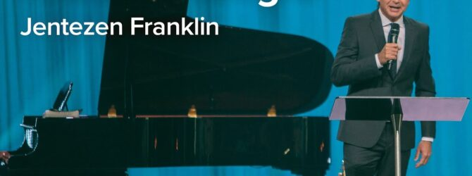 Preciosa Sangre   Jentezen Franklin