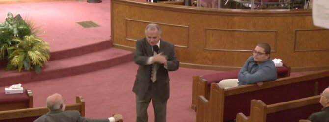 """Revelation 17"" Wednesday Evening Service 10/23/19 Pastor D.R. Shortridge"