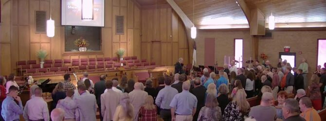 """Shew Me They Glory"" Sunday Morning Service 10/06/19 Pastor D.R. Shortridge"