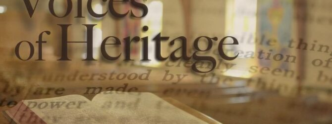 Voices of Heritage – Don Walker