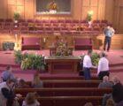 """Being Sober"" Sunday Morning Service 11/10/19 Pastor D. R. Shortridge"
