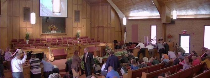 """Compromise"" Sunday Morning Service 11/17/19 Pastor D. R. Shortridge"