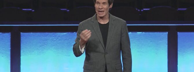 Dr. David Cooper – When God's Hand Reaches Into Your World