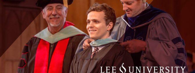Lee University Spring Graduate Hooding 2019