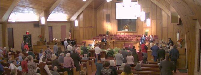 """The Discerning of Spirits"" Bro. Joe Ganze Sunday Evening Service 11/24/19"