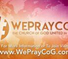 WePrayCoG – TH Monument