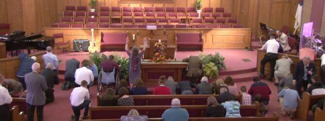 """7 Marvels of God's Mercy"" Sunday Morning Service 12/1/19 Pastor D. R. Shortridge"
