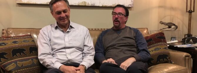 A message from Perry and Robert…