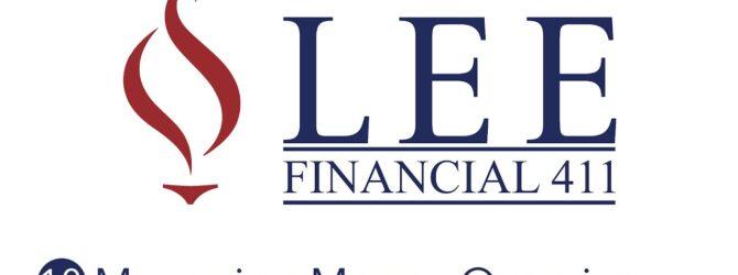 Lee Financial 411   Episode 10 – Managing Money Overview