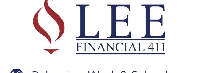 Lee Financial 411   Episode 19 – Balancing Work & School