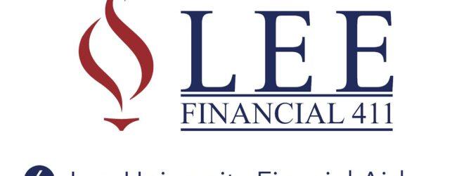 Lee Financial 411   Episode 6 – Lee University Financial Aid