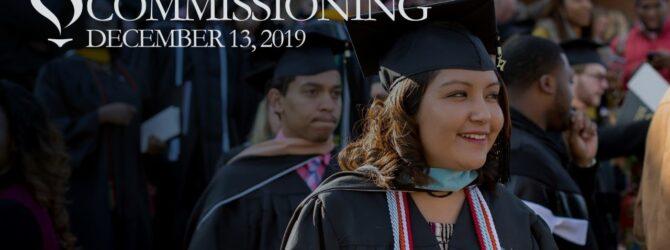 Lee University Commissioning – Winter 2019
