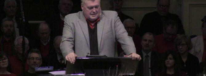 Pastor Kelvin Page: Waiting On Christmas