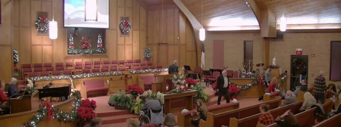 """Revelation"" Wednesday Evening Service 12/11/2019 Pastor D. R. Shortridge"
