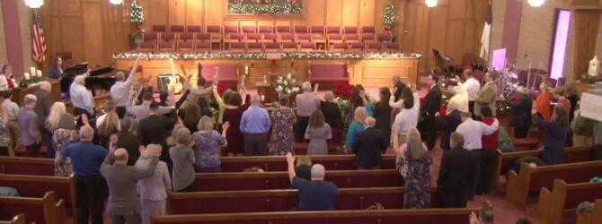 Sunday Morning Service 12/29/2019 Pastor D. R. Shortridge