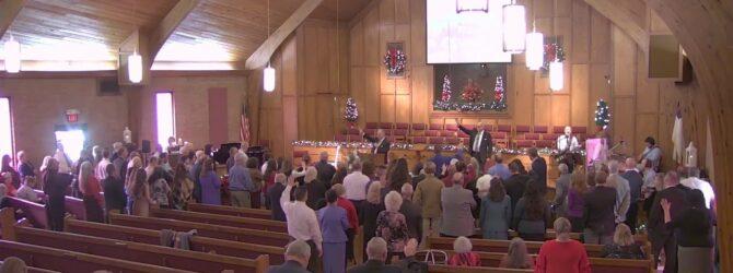 """The Lamb that was Slain"" Evangelist J. Darrell Turner Sunday Morning Service 12/8/19"